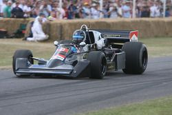 1976 Williams Cosworth FW05 (Jacky Ickx): Roger Wills