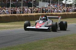 1983 Toleman Hart TG183B: Jonathan Dennis