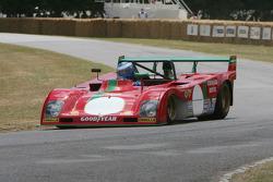 1972 Ferrari 312PB: Paul Knapfield