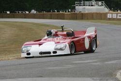 1971 Alfa Romeo Tipo 33 TT3: Andrew Fletcher