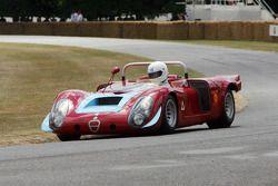 1968 Alfa Romeo Tipo 33/2 Spider Prototipo: Alessetro Carrara