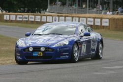 2010 Aston Martin Rapide: Les Goble