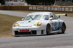 2005 Porsche 911 RSR: Andrew Tate