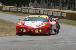 2010 Ferrari F430: Andrew Kirkaldy