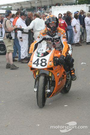 2000 Ducati 996 RS Corsa: Neil Hodgson
