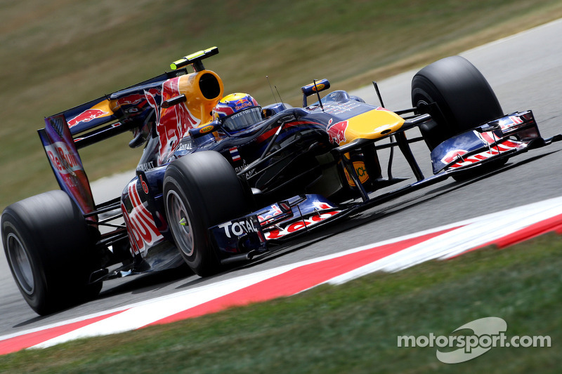 Red Bull RB6 - 9 victorias
