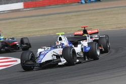 Giacomo Ricci rijdt voor Luiz Razia