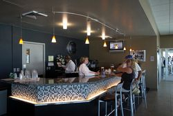 Miller Motorsports Park clubhouse