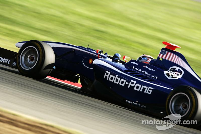 2010: неудача в GP3