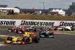 Robert Kubica, Renault F1 Team voor Nico Rosberg, Mercedes GP