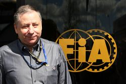 Jean Todt, FIA-president