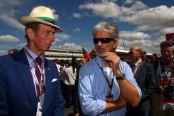 Hertog van Kent met Damon Hill voorzitter BRDC