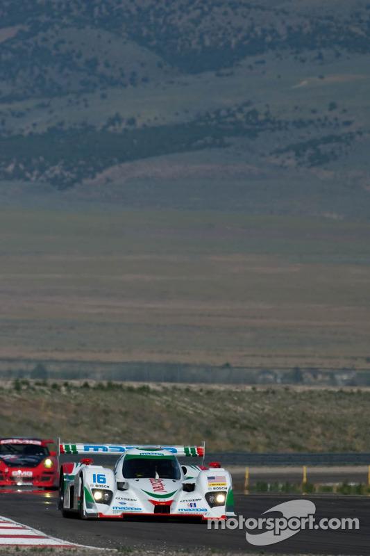 Chris Dyson, Guy Smith (Lola B09 86 Mazda N°16)