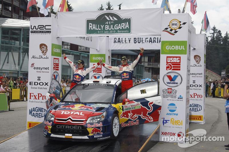 Znalezione obrazy dla zapytania Rally Bulgaria WRC