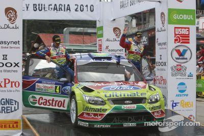 Rallye de Bulgarie