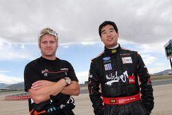 Ben Devlin et Brian Wong