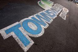 Townsville 400 logo
