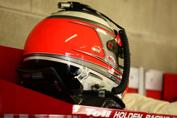 Casque de Garth Tander