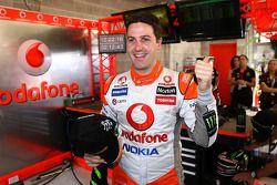 Jamie Whincup pakt pole voor race 1 van de Townsville 400