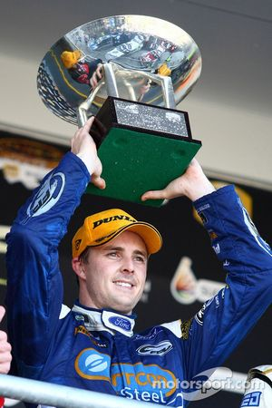 Mark Winterbottom takes out race two of the Townsville 400 for Ford Performance Racing