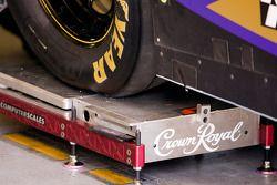 Roush Fenway Racing garage