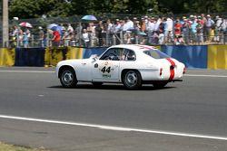 #44 Osca 1600 GTS Zagato 1960: Ivan Vercoutere, David Graus, Steve Hart