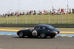 #46 Jaguar E Type 1963: Jean-Jacques Marten, Gael Regent