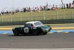 #30 MGB 1965: Jean-Michel Godet, Nicolas Berthy