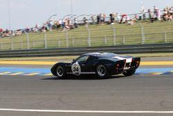 #34 Ford GT40 1965: Christian Gläsel