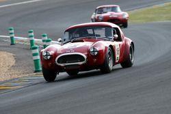 #16 AC Cobra 1964: Michael Hinderer, Peter Hinderer