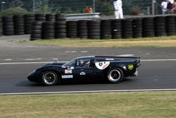 #67 Lola T70 MK III 1967: Jean-Marie Belleteste, Romain Belleteste, Raymond-Jean Hergault