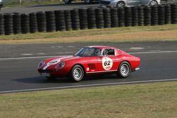 #62 Ferrari 275 GTB4 1967: Helmut Rothenberger, Gaëtan Woitrin