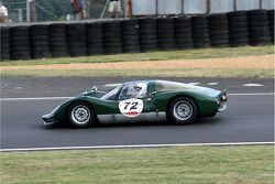#72 Porsche 906 1966: Frédéric Fatien, Jean-Pierre Valentini