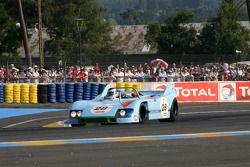 №28 Porsche 908/3 1971: Роальд Гете и Фабьен Жируа