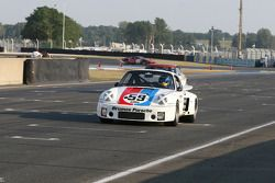 #59 Porsche 911 RSR 3,0l 1974: Jean-Louis Bonnet, François-Luc Brossel