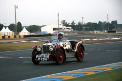 #39 MG Type Montlhery 1931: Hamish Mac Ninch, Barry Foster, Fred Boothby