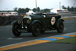 #43 Bentley 4,5L 1928: Christian Dumolin