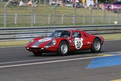 #35 Porsche 904 GTS 1964: Marc Duez, Jacques Castelein