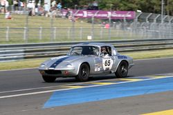 #65 Lotus Elan 1964: Anthony Schrauwen