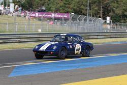#60 Lotus Elan 1963: Jean-Jacques Mey