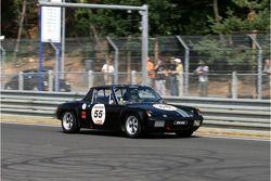 #55 Porsche 914/6 1968: Georges-Henri Meylan, Fabrice Deschanel