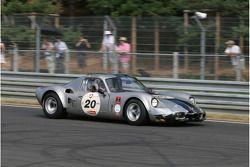 #20 Chevron B8 1968: Olivier Audemars