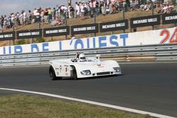#9 Porsche 908/3 1970: Friedrich Kozka, Ulrich Schumacher, Frans Jacob