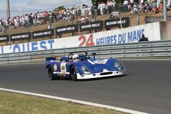 #48 Porsche 908/2 1969: August Deutsch, David Piper