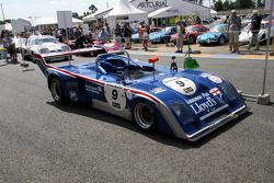 #9 Chevron B31 1975: Russell Basst, David Freeman, John Clark