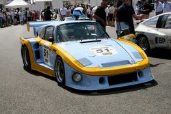 #51 Porsche 935 K3 1979: Paulo Maurizio Basso, Roberto Plati