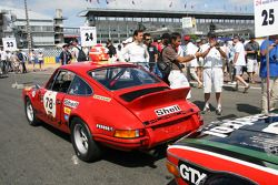 #78 Porsche 911 RS 2,7l 1973: Thierry Micheron