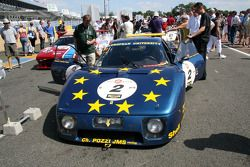 #2 Ferrari 512 BB LM 1979: Paul Knapfield