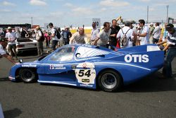 #54 Rondeau 379 C 1979: Patrick Henry, Gilles Guinet