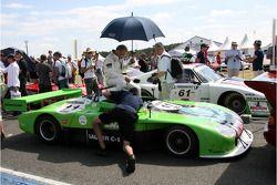 #11 Sauber C5 1976: Philippe Scemama, Yves Scemama, Philipp Brunn, Siegfried Brunn